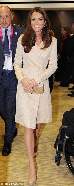 Duchess in her Day Birger et Mikkelsen brocade coat
