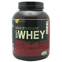 Details Like it's predecessors, this canister of ON 100% Whey Gold Standard contains Optimum Nutrition's exclusive, proprietary blend of - (1) Microfiltered Whey Protein Isolates; (2) Ion-Exchanged Whey Protein Isolates; (3) Ultrafiltered Whey Protein Concentrate; (4) HydroWhey Hydrolyzed Whey Peptides to give you more of what you want (pure, unadulterated... http://pict.com/p/BNC