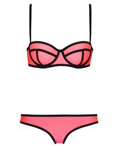 01dd27c4185d0e 12 Best TRIANGL - MILLY images in 2015 | Bikini tops, Bikini triangl ...