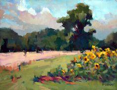 Edge-SunflowerField16x20-09
