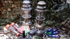 Militær lys/ lamper