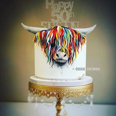Cow Birthday Cake, 21st Bday Cake, 18th Birthday Cake For Girls, Cow Birthday Parties, Third Birthday, Birthday Ideas, Cow Cupcakes, Cupcake Cakes, Big Cakes