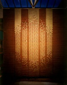 Brick Accent Wall, Custom Pattern - Eastman Business Center, Kingsport, Tennessee Kingsport Tennessee, Brick Accent Walls, Business Centre, Table Lamp, Architecture, Pattern, Home Decor, Arquitetura, Decoration Home