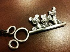 Key to Disney.....cute!
