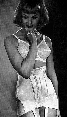 Spirella Corsets in the 1960