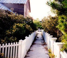 Seaside path....