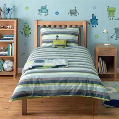 John Lewis Robot Room