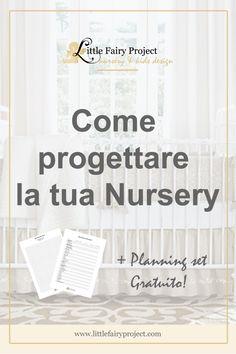 Progetta la tua Nursery | Come disegnare una stanza per neonato | Consigli professionali | Checklist | Nursery shopping list