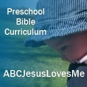 ABC Jesus Loves Me- another free preschool curriculum. Lots of resources and activities, detailed lesson plans! Preschool Curriculum Free, Preschool Bible, Bible Activities, Preschool Lessons, Preschool Learning, Lessons For Kids, Bible Lessons, Homeschool Curriculum, Teaching Kids