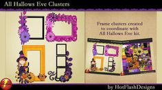 All Hallows Eve Clusters