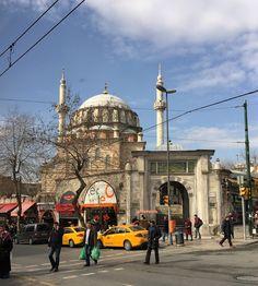 Laleli Camii, İstanbul.