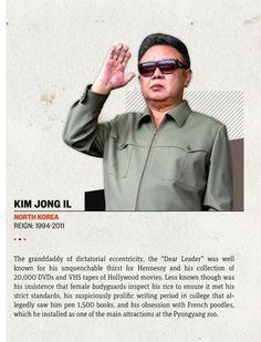 Kim Jong Il, Vhs Tapes, North Korea, Politics, Hollywood, Female