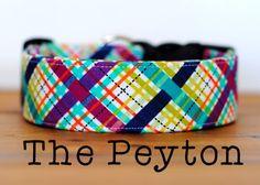 https://www.etsy.com/listing/165087871/multi-color-plaid-dog-collar-the-peyton