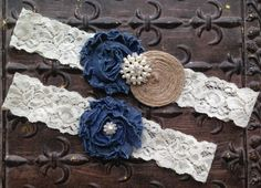 Burlap+Wedding+Garter+Burlap+Wedding+Garter+by+TheRaggedDiamond,+$22.00