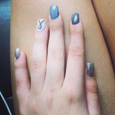 Brain cancer nails