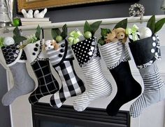 Do It Yourself Christmas Stocking Projects - Do It Yourself Samples