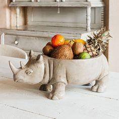 Riley Rhino Bowl   Graham & Green