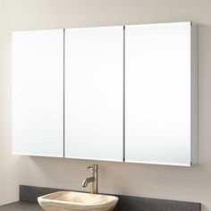 Inspirational Fresca 40 Inch Wide Bathroom Medicine Cabinet with Mirrors