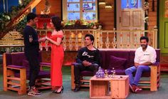The Kapil Sharma Show 25th September 2016 Episode Guests Prabhu Deva, Sonu Sood and Tamannaah promotes Tutak Tutak Tutiya