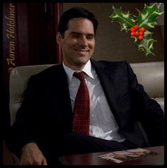 Aaron Hotchner - Merry Christmas…