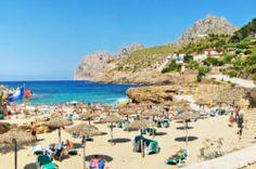 Strand - Cala Sant Vicenc - Mallorca https://www.kanaren-balearen.de/balearen/mallorca/