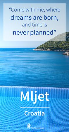 Mljet Island, Croatia | Travel Guide | Planning an island hopping trip along the Dalmatian Coast? Don't miss out Mljet! This guide covers ferries, car hire, where to stay and where to find the best sandy beaches.