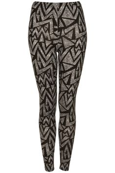 We've got the birthday girl's pants planned! Crazy Leggings, Aztec Print Leggings, Petite Leggings, Cute Tights, Jem And The Holograms, Girls Pants, Topshop Outfit, Cool Outfits, Style Inspiration