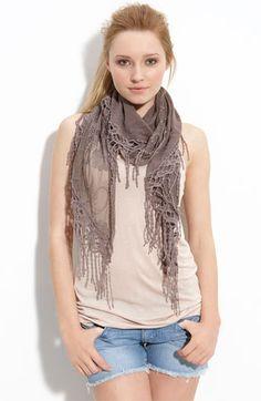 I believe in year round scarves