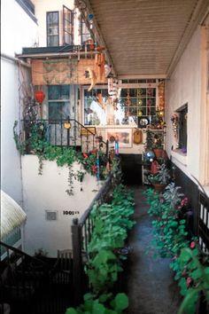 make an entrance - Bohemian Homes