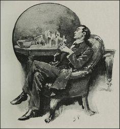 Sherlock Holmes Original Illustrations