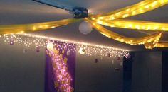 Rapunzel/Tangled Birthday Party Ideas | Photo 2 of 37 | Catch My Party