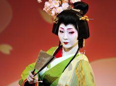 geisha | Tumblr Geiko Tsuneyuu