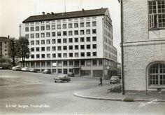 Bergen Troyegården. 1950-tallet. Normann