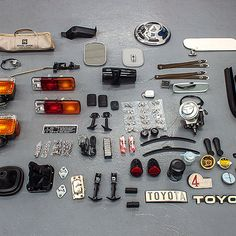Toyota Land Cruiser Fj 45 Parts! Toyota Lc, Toyota Fj40, Toyota Cars, Toyota Land Cruiser, Fj Cruiser, Apple Watch Accessories, Car Accessories, Jeep Suv, Jeep Parts