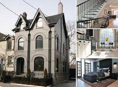 House of the Week: Glamorous Victorian in Yorkville. The home is tricked out with a sophisticated Control4 home automation system, which operates the temperature, fireplaces, security system, lighting, sound and media through a handy wall-mounted keypad. Control4: http://bit.ly/Axs238