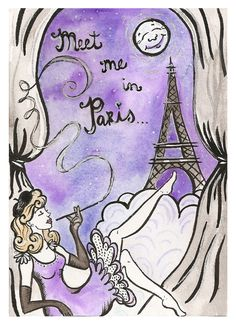 Meet me in Paris.