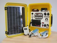 """The Suitcase That's Saving Lives...    ...What if your carry-on suitcase could save a woman's life? In the fight against maternal mortality in the developing world, a rugged, portable """"Solar Suitcase"""" is providing reliable electricity to clinics in 17 countries where healthcare workers previously struggled to provide emergency obstetric care by the light of candles, flashlights and mobile phones."""