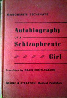 Vintage 1951 Autobiography of a Schizophrenic Girl with Analytic Interpretation by Marguerite Sechehaye Hard Bound Book 1st Edition by FairbanksAntiques on Etsy