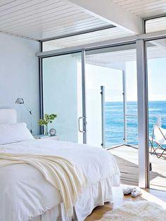 Beach Master Bedroom