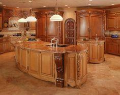 Luxury Kitchen Cabinets Designs