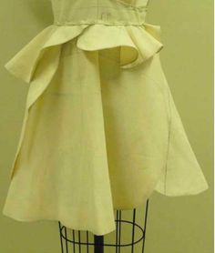 fashion-draping-skirt - how to drape tips