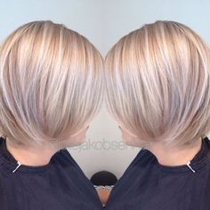 Silver  I used Wella Color touch equal parts 10/6+10/81 + 1g 0/68 4% 15 minutes in heat, I also added 1/8 #olaplexnorge! I toned with 0/89 Color fresh for 5 minutes and of course Olaplex Nr.2 :-) #wellahair #wellamastercolorexpert