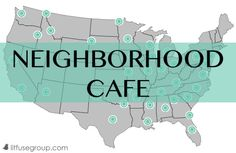 "Have you ever thought, ""I want to love my neighbors, but I don't know how""? Amy Lively asked herself the same question and found the answer in starting a neighborhood Bible study. Keep reading to learn how The Neighboorhood Café got started and where it's at today!"