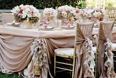 Vintage Wedding Theme Table Decorations | Download vintage-wedding-table-decorations-34