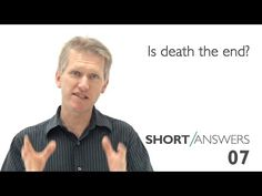 Is death the end?   Andy Bannister   Solas Centre for Public Christianity