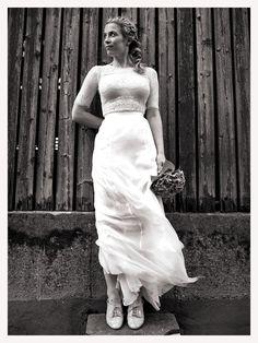 Bridalwear and Accessoires: www.sayyesyes.de