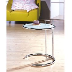 round end table from Inlong furniture(Weishuofeng Metal Furniture Co.,LTD) based in China.  Looking for buyer over the world. Email:inlongfurniture@hotmail.com Contemporary Home Furniture, Modern Contemporary Homes, Metal Furniture, End Tables, China, Glass, Home Decor, Mesas, Decoration Home