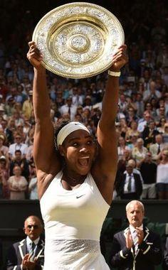 Serena Williams Prelude to 22? Pick the field, lol