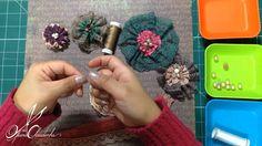Flor de renda | DIY |