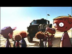 Music video by Gorillaz performing Dirty Harry. (P) 2005 The copyright in this audiovisual recording is owned by EMI Records Ltd #gorillaz #music